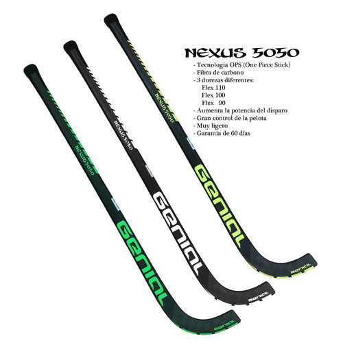 STICKS GENIAL NEXUS 5050 CARBONO